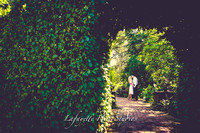 Emily & Tom's Engagement Session @ Longwood Gardens
