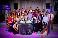 Sydney & Aaron Bnai Mitzvah @ Philadelphia Country Club